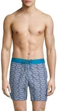 Mr.Swim Fish Swim Shorts