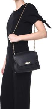 Bally Suxy Medium Pebbled-leather Cross-body Bag