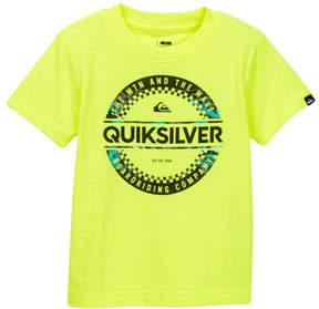 Quiksilver Circle Work Tee (Toddler Boys)