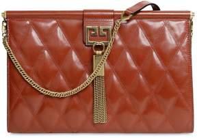 Givenchy Medium Gem Quilted Leather Shoulder Bag