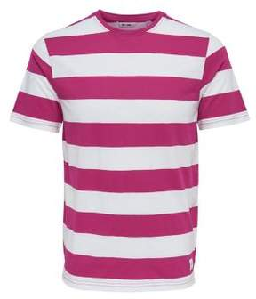 ONLY & SONS Stripe Cotton Tee