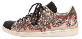 Etoile Isabel Marant Gilly Glitter Sneakers