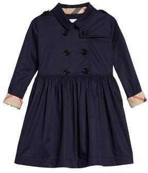 Burberry Lillyana Trench Dress
