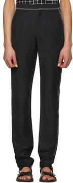 Acne Studios Grey Billan C Fluid Trousers