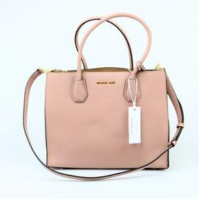 Michael Kors Mercer Large Convertible Tote Fawn