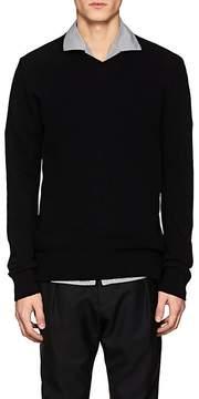Officine Generale Men's Cashmere V-Neck Sweater