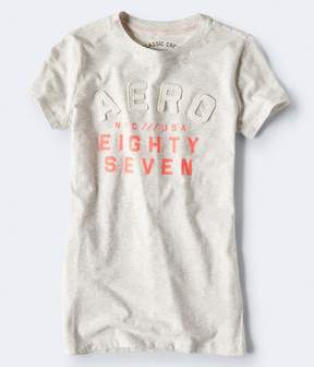 Aeropostale Aero Eighty Seven Graphic Tee
