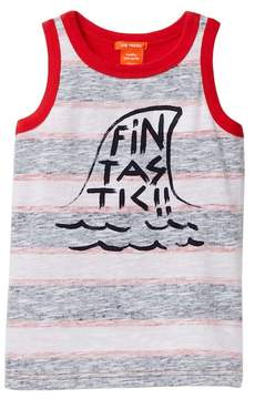 Joe Fresh Striped Tank (Toddler & Little Boys)