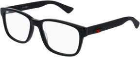 Gucci Eyeglasses GG 0011 O- 005 BLACK /