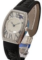 Breguet Heritage Silvered Mother of Pearl Dial Ladies Watch