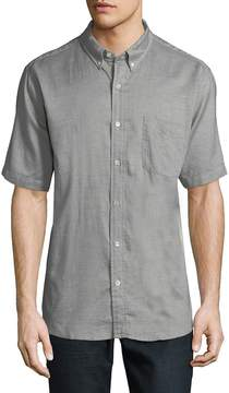 Faherty Brand Men's Cotton Button-Down Shirt