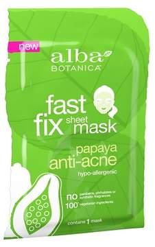 Alba Anti-Acne Sheet Mask - Papaya - 1ct