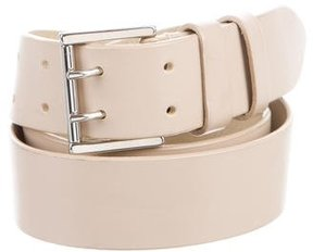 Furla Leather Buckle Belt