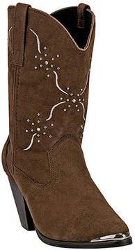 Dingo Chocolate Sonnet Cowboy Boot - Women