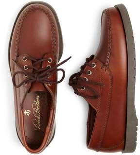 Brooks Brothers Lace-Up Moccasin Shoes