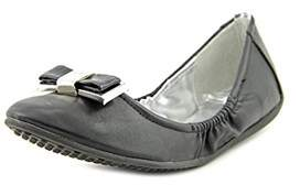 Rampage Womens Marney Closed Toe Ballet Flats.