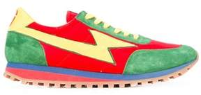 Marc Jacobs Men's Multicolor Polyamide Sneakers.