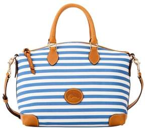 Dooney & Bourke Sullivan Satchel - BLUE - STYLE