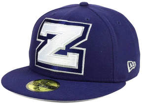 New Era New Orleans Zephyrs MiLB Logo Grand 59FIFTY Fitted Cap