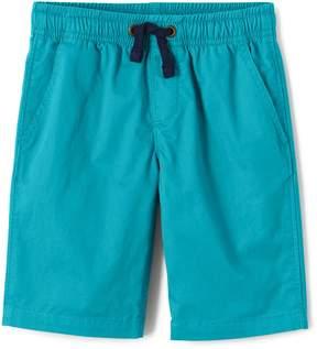 Lands' End Lands'end Boys Husky Pull On Shorts