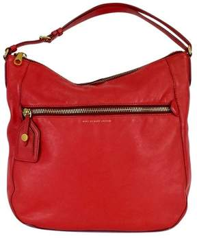 Marc by Marc Jacobs Coral Leather Hobo Bag - CORAL - STYLE