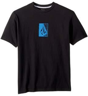 Volcom Halftone Short Sleeve Tee Boy's T Shirt