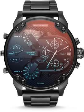 Diesel Mr. Daddy 2.0 Iridescent Multifunction Bracelet Watch
