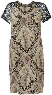 Etro embellished oriental dress