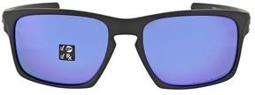 Oakley Violet Iridium Square Men's Sunglasses