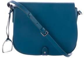Ralph Lauren Equestrian Vachetta Saddle Bag