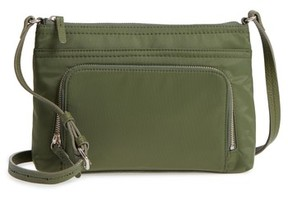 Nordstrom Nylon Crossbody Bag - Green