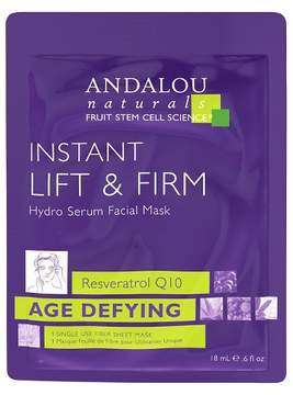 Andalou Naturals Age Defying Lift & Firm Hydro Serum Facial Mask - 0.6 oz