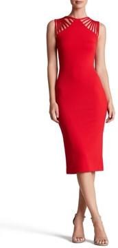 Dress the Population Women's Gwen Midi Dress