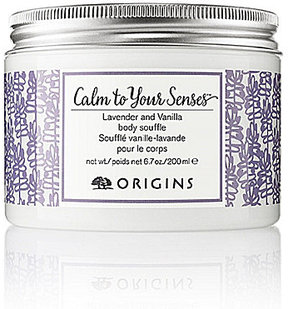 Origins Calm to Your Senses Lavender & Vanilla Body Souffle