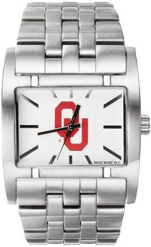 Rockwell Kohl's Oklahoma Sooners Apostle Stainless Steel Watch - Men