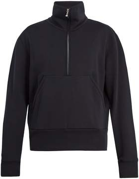Acne Studios Fuller funnel-neck cotton sweater