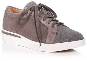 Gentle Souls Haddie Lace Up Platform Sneakers