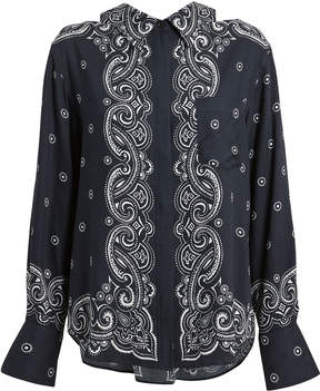 Adeam Bandana Print Shirt
