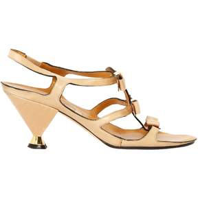 Marc Jacobs Leather Sandals