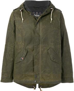 Barbour Steve McQueen Shell jacket