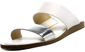 Michael Kors Michael Millie Slide Women US 6 White Slides Sandal