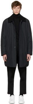 Jil Sander Black Down Nippon Light Jacket