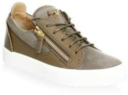 Giuseppe Zanotti Fashion Suede Sneakers
