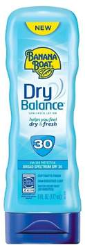 Banana Boat Dry Balance Sunscreen Lotion - SPF 30 - 6oz