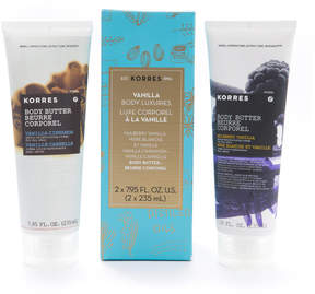 Korres Vanilla Body Lux Butter set