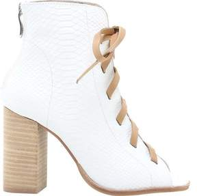 Kristin Cavallari Layton White Leather (Women's)