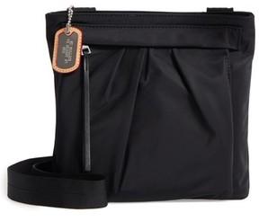 MZ Wallace Jordan Bedford Nylon Crossbody Bag - Black
