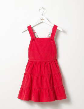 Boden Twirly Cord Overall Dress