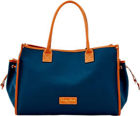 Dooney & Bourke Nylon Medium Tote - NAVY - STYLE