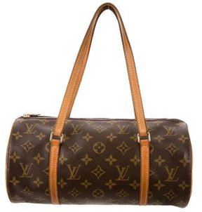 Louis Vuitton Monogram Papillon 30 - BROWN - STYLE
